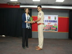 Road Safety Awareness Drive