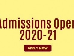 Admission Open for 2020-21 (Email: admissionsdpga@mes.ac.in | Whatsapp: 09819278962)